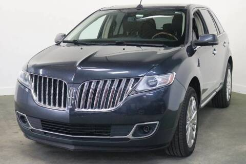 2013 Lincoln MKX for sale at Clawson Auto Sales in Clawson MI