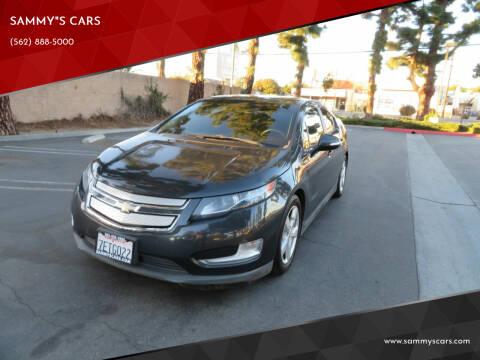 "2014 Chevrolet Volt for sale at SAMMY""S CARS in Bellflower CA"
