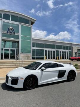 2017 Audi R8 for sale at Motorcars Washington in Chantilly VA