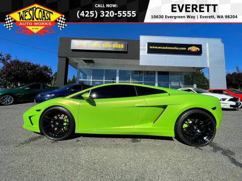 2005 Lamborghini Gallardo for sale at West Coast Auto Works in Edmonds WA