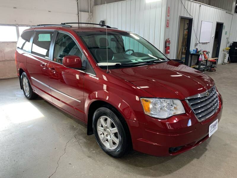 2010 Chrysler Town and Country for sale at Premier Auto in Sioux Falls SD