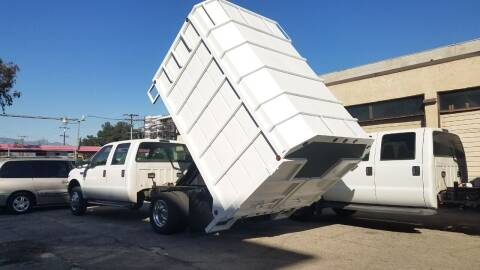 2002 Ford F-450 Super Duty for sale at Vehicle Center in Rosemead CA