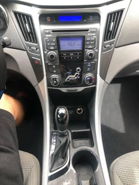 2011 Hyundai Sonata GLS 4dr Sedan 6A - Eustis FL