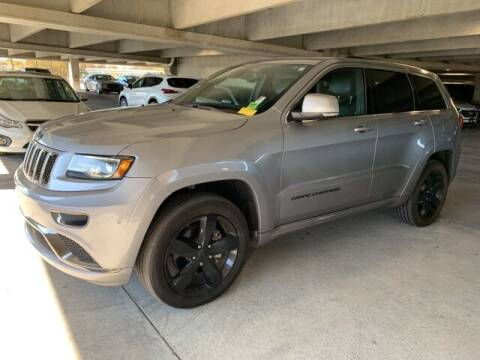 2016 Jeep Grand Cherokee for sale at Southern Auto Solutions - Georgia Car Finder - Southern Auto Solutions-Jim Ellis Hyundai in Marietta GA