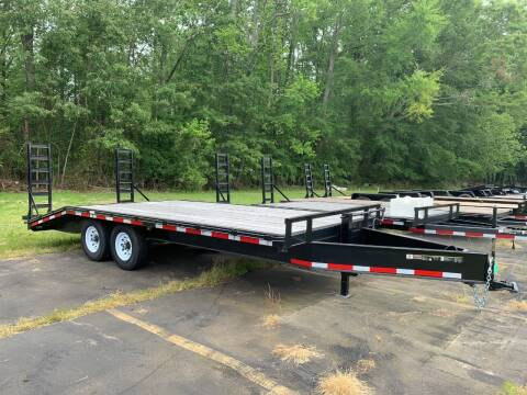 2020 New Carry-On 8.5x20 DO DT 14k Trailer for sale at Tripp Auto & Cycle Sales Inc in Grimesland NC