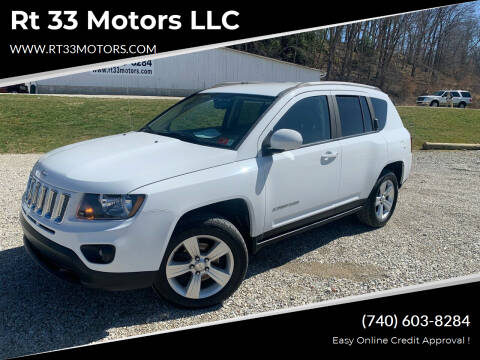 2015 Jeep Compass for sale at Rt 33 Motors LLC in Rockbridge OH