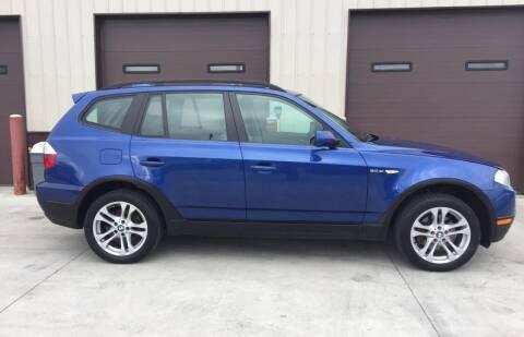 2007 BMW X3 for sale at Dakota Auto Inc. in Dakota City NE