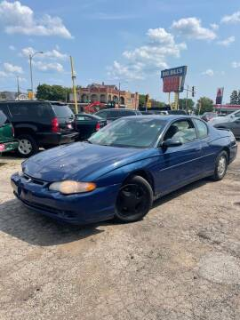 2004 Chevrolet Monte Carlo for sale at Big Bills in Milwaukee WI