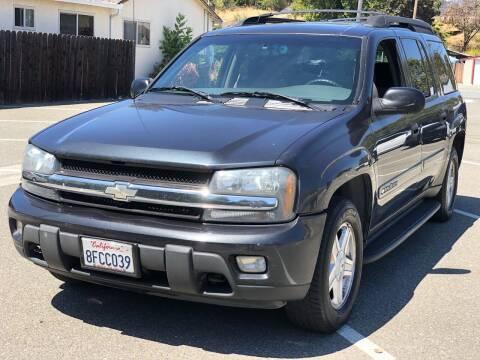 2003 Chevrolet TrailBlazer for sale at JENIN MOTORS in Hayward CA