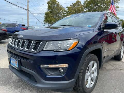 2018 Jeep Compass for sale at AUTORAMA SALES INC. in Farmingdale NY