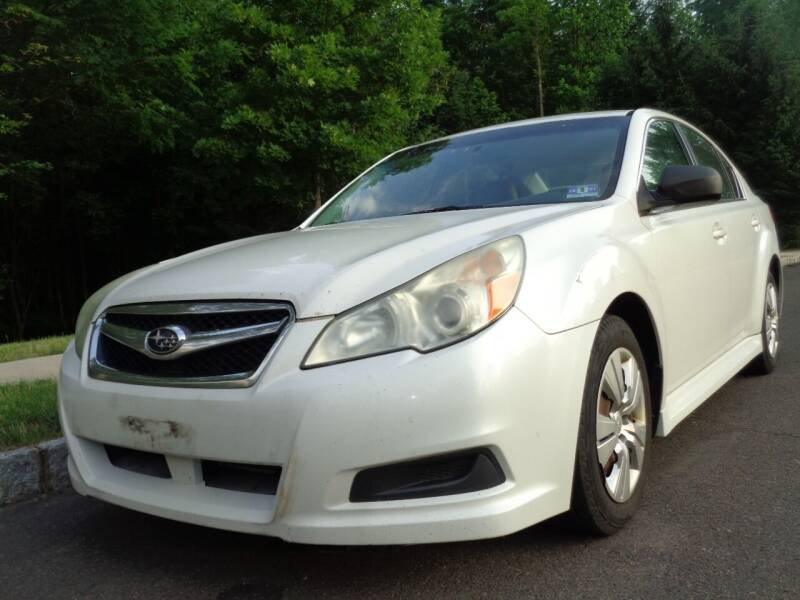 2011 Subaru Legacy for sale at All State Auto Sales in Morrisville PA