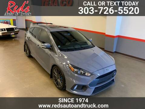 2017 Ford Focus for sale at Red's Auto and Truck in Longmont CO
