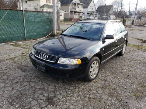 1999 Audi A4 for sale at CALIBER AUTO SALES LLC in Cleveland OH