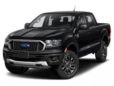 2021 Ford Ranger for sale at FAYETTEVILLEFORDFLEETSALES.COM in Fayetteville GA