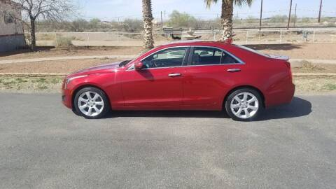 2014 Cadillac ATS for sale at Ryan Richardson Motor Company in Alamogordo NM