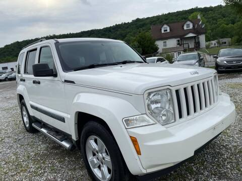 2009 Jeep Liberty for sale at Ron Motor Inc. in Wantage NJ