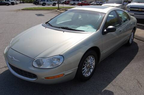 2000 Chrysler Concorde for sale at Modern Motors - Thomasville INC in Thomasville NC