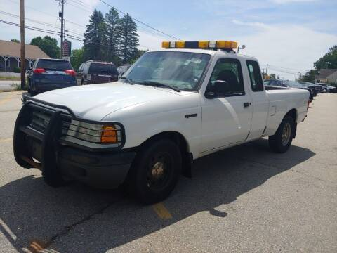 2001 Ford Ranger for sale at J's Auto Exchange in Derry NH