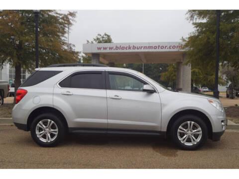 2015 Chevrolet Equinox for sale at BLACKBURN MOTOR CO in Vicksburg MS