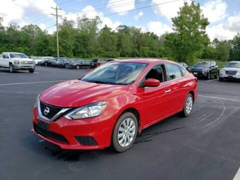 2017 Nissan Sentra for sale at White's Honda Toyota of Lima in Lima OH