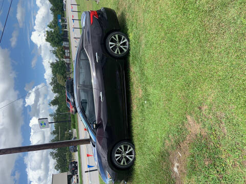 2016 Nissan Maxima for sale at Thoroughbred Motors LLC in Florence SC