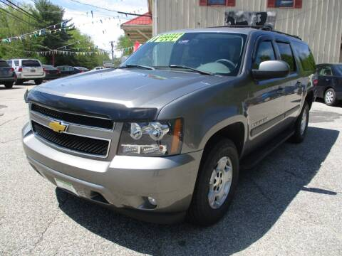 2007 Chevrolet Suburban for sale at Roland's Motor Sales in Alfred ME