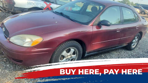 2007 Ford Taurus for sale at Jeffreys Auto Resale, Inc in Clinton Township MI