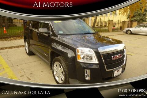 2010 GMC Terrain for sale at A1 Motors Inc in Chicago IL