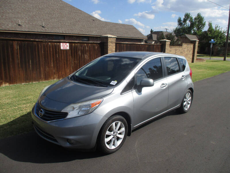 2014 Nissan Versa Note for sale at BUZZZ MOTORS in Moore OK