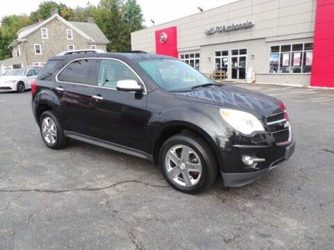2015 Chevrolet Equinox for sale at Jeff D'Ambrosio Auto Group in Downingtown PA