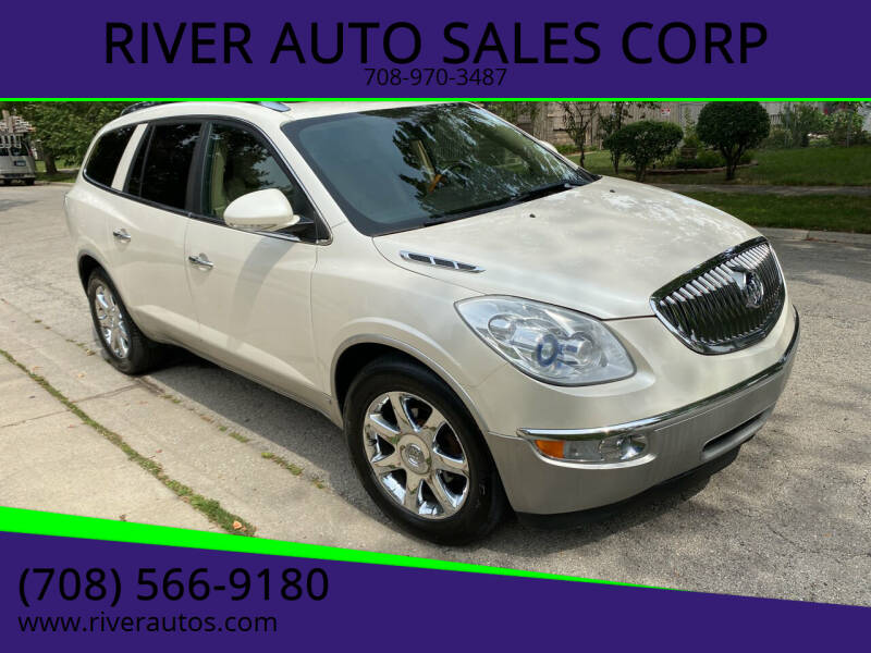 2009 Buick Enclave for sale at RIVER AUTO SALES CORP in Maywood IL