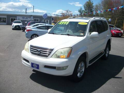 2005 Lexus GX 470 for sale at Auto Images Auto Sales LLC in Rochester NH