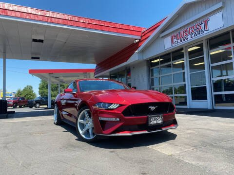 2018 Ford Mustang for sale at Furrst Class Cars LLC in Charlotte NC