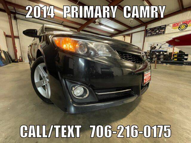 2014 Toyota Camry for sale at Primary Auto Group in Dawsonville GA