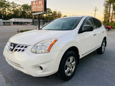 2013 Nissan Rogue for sale at A & M Auto Sales, Inc in Alabaster AL