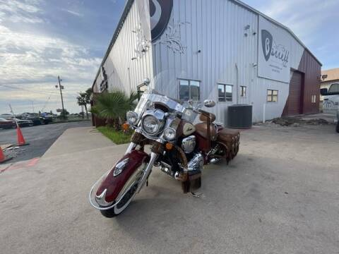 2017 Indian Vintage for sale at Barrett Auto Gallery in San Juan TX