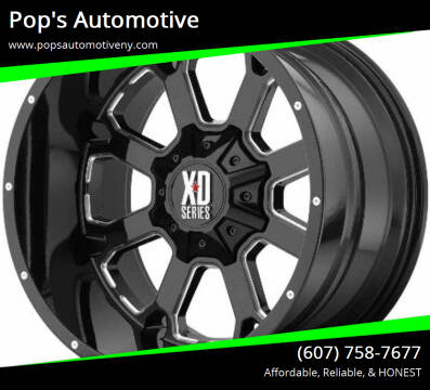 XD Series Wheels XD825 Buck 25 for sale at Pop's Automotive in Homer NY