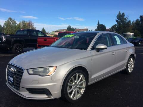 2015 Audi A3 for sale at Delta Car Connection LLC in Anchorage AK