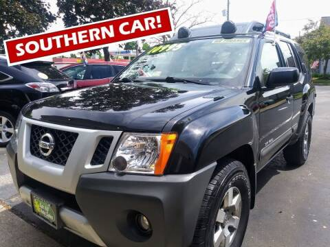 2010 Nissan Xterra for sale at Oak Hill Auto Sales of Wooster, LLC in Wooster OH