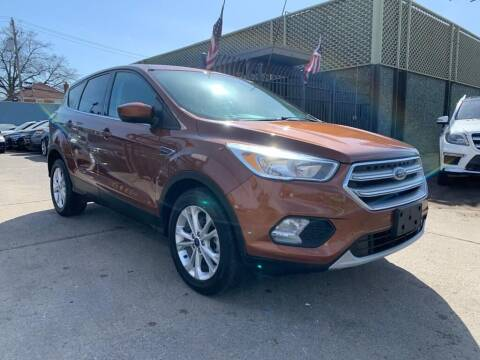 2017 Ford Escape for sale at Gus's Used Auto Sales in Detroit MI