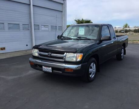 2000 Toyota Tacoma for sale at My Three Sons Auto Sales in Sacramento CA