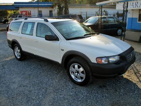 2002 Volvo XC for sale at Family Auto Sales of Mt. Holly LLC in Mount Holly NC