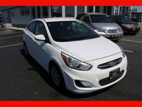 2017 Hyundai Accent for sale at AUTO POINT USED CARS in Rosedale MD