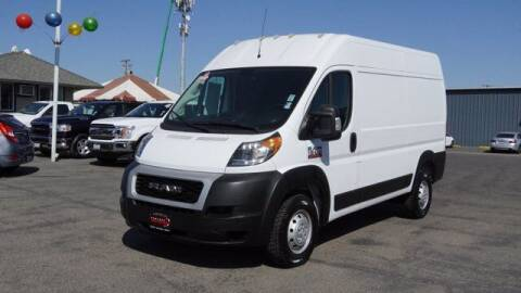 2020 RAM ProMaster Cargo for sale at Choice Motors in Merced CA