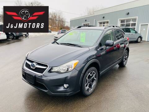 2013 Subaru XV Crosstrek for sale at J & J MOTORS in New Milford CT