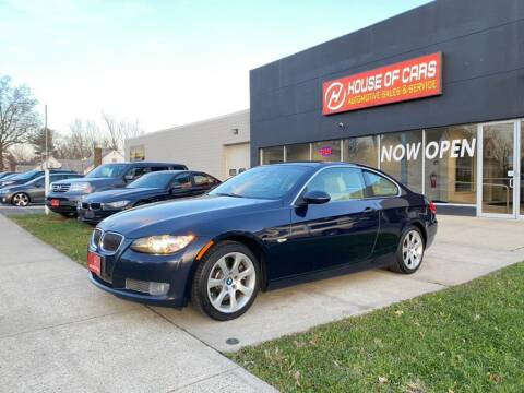 2008 BMW 3 Series for sale at HOUSE OF CARS CT in Meriden CT