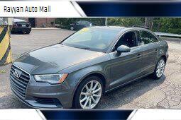 2015 Audi A3 for sale at Rayyan Auto Mall in Lexington KY