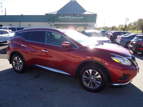 2015 Nissan Murano for sale at Jim O'Connor Select Auto in Oconomowoc WI
