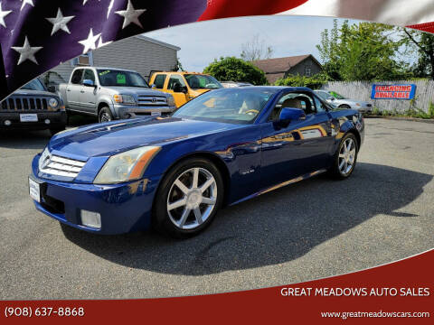 2005 Cadillac XLR for sale at GREAT MEADOWS AUTO SALES in Great Meadows NJ