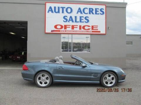 2004 Mercedes-Benz SL-Class for sale at Auto Acres in Billings MT